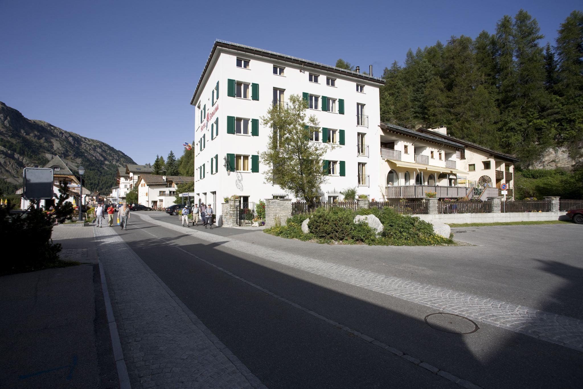 Hotel Seraina Sils-Maria Engadin