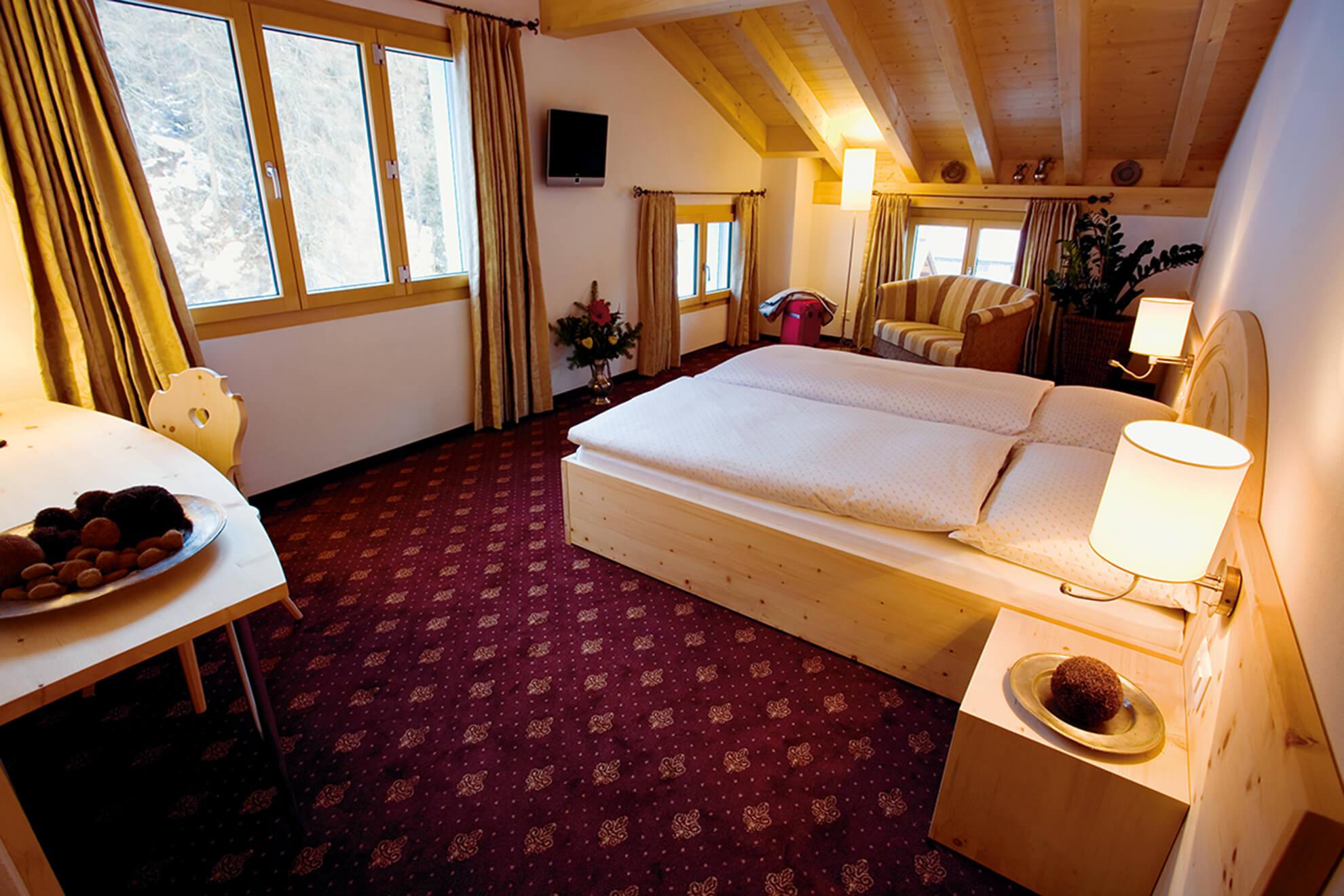 Junior Suite Alpenrose